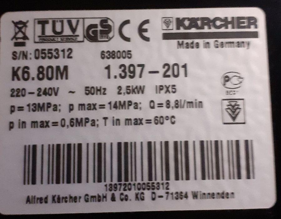 Керхер К6.80М.jpg